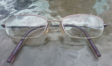 Anne Klein Designer Eyeglasses Frames AK 9027 51/17 140mm Purple