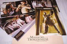 MASSACRE A LA TRONCONNEUSE une histoire vrai ! jeu 8 photos cinema lobby cards