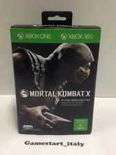 MORTAL KOMBAT X OFFICIAL FIGHT PAD - XBOX ONE XBOX 360 - NEW - CONTROLLER