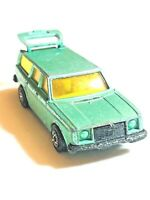 Corgi Juniors Volvo 245 DL Estate Blue 51 1983 vintage diecast