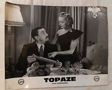 TOPAZE - FERNANDEL - PHOTO D'EXPLOITATION