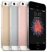 Apple iPhone SE *All Colors* 16GB 32GB 64GB 128GB Verizon Unlocked *Refurbished*
