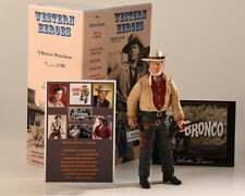 """Bronco Layne"".....Ty Hardin Limited Edition Figure #11....Hartland Collectors"