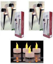 Wandkerzenhalter Wand Kerzenhalter Teelichter Wandleuchter Kerzen Kerzenständer