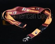 Washington Redskins NFL Football Schlüsselband Lanyard / Keychain / Key Chain