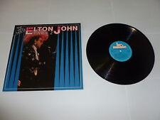 ELTON JOHN - The Very Best of PART 2 - 1987 UK 12-track vinyl LP