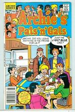 Archies Pals and Gals #196 VF/NM May 1988