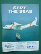 3/1993 PUB AVION CASA CN-235 EIREANN PERSUADER MARITIME PATROL AIRCRAFT AD
