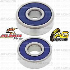 All balls front wheel bearings bearing kit pour kawasaki ar 80 mini 1987 87