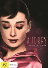 Audrey Hepburn (DVD, 2018, 5-Disc Set)