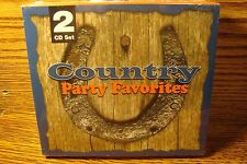 Country Party Favorites 2 CDs of 30+ Country songs NEW  Enlarge Photos for List