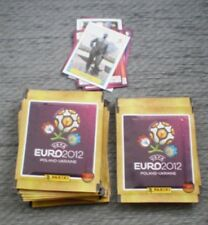 Panini Euro 2012 Poland/Ukraine 3 sealed packets of five stickers German edition