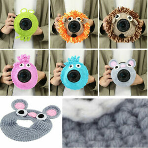 Animal Camera Buddies Lens Accessories Photography Props Tools Kid Cute Pet