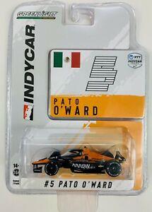 1:64 2021 Greenlight Pato O'Ward #5 Arrow McLaren SP  IndyCar Diecast