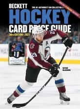New Beckett Hockey Card Price Guide #30 2020 Edition w/ Nathan Mackinnon