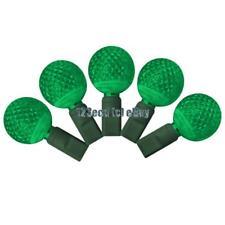 G25 Green LED Lights - Christmas Lights