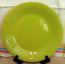 Fiestaware Lemongrass Dinner Plate Fiesta Green 10.5 inch Plate