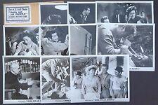 RARE Vtg 1957 Dios No Lo Quiera Movie Press Kit Photos (Silvia Pinal) Columbia
