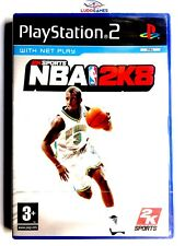 NBA 2K8 PS2 Playstation Nuevo Precintado Videogame Retro Sealed New PAL/UK