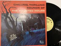 Chilling, Thrilling Sounds Of The Haunted House LP 1964 Disneyland – DQ-1257 VG+