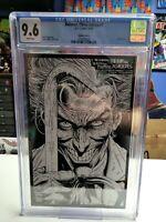 Batman Three Jokers #1 (2020 DC Comics) 1:100 Sketch Variant CGC 9.6