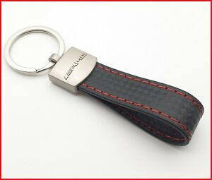 High quality Faux Leather Keyring for Mercedes ☆AMG☆