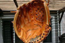 "Rawlings 13"" RBG10 Fully Conditioned. Leather Softball Glove - 40 yrs exp."