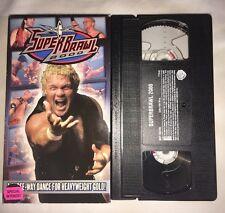 WCW Superbrawl 2000 (VHS, 2000) WWF WWE NWO SID VICIOUS RARE
