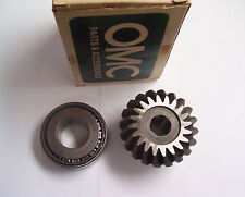 Gear and bearing assembly for OMC stern drive 979855