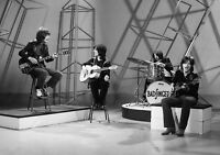 Art print POSTER / Canvas Badfinger Performing for Television