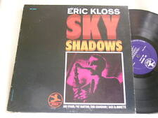 ERIC KLOSS Sky Shadows Pat Martino Jaki Byard Jack DeJohnette Prestige ORIG LP