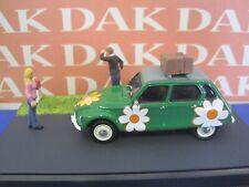 Die cast 1/43 Modellino Auto Diorama La Route Bleue Citroen Dyane