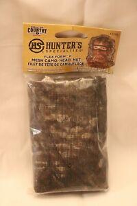 New - Hunters Specialties - BreakUp Country Mossy Oak-Spandex Camo Net Scentaway