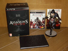 ASSASSINS CREED II 2 BLACK EDITION - PLAYSTATION 3 PS3 - PAL ESPAÑA COMPLETO