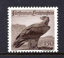 Lightly Hinged Liechtenstein Stamps