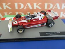 Die cast 1/43 Modellino Auto F1 Ferrari 312 T2 1976 N. Lauda