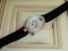 Breguet Reine de Naples Power Reserve 18kt White Gold Moon 8908BB/52/864.D00D