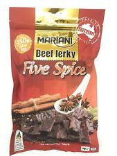 350g Premium Australian Mariani Beef Jerky Asian Inspire Five Spice