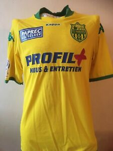 Maillot FC Nantes Guillaume Moullec