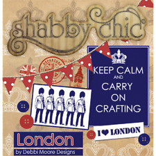 Debbi Moore - SHABBY CHIC LONDON CD-ROM (New sealed)