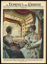 1952 Premiere of the Winter's Opera Season in Milan, Verdi's Macbeth - Molino
