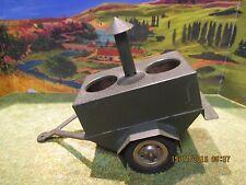 Cuisine roulante d'origine pour camion militaire en tôle SAVIEM marque CIJ