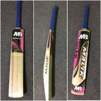 MB ENGLISH WILLOW CRICKET BAT SIZE FULL SIZE LIGHT WEIGHT  PERFORMS LIKE GRADE 1