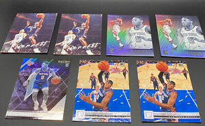 2019-2020 Panini Chronicles Basketball RJ Barrett Rookie RC Mixed Lot Of 7