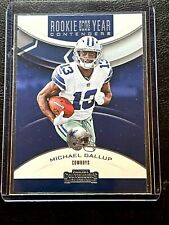 New listing 2018 CONTENDERS MICHAEL GALLUP ROOKIE OF THE YEAR CONTENDER RC