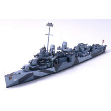 Tamiya 31907 US destructor Cushing 1:700 kit modelo de barco