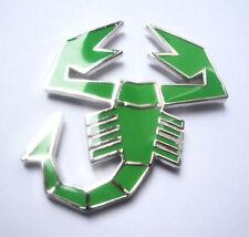Abarth Emblem grün  Fiat 500/600/850 124 Spider  Grande Punto