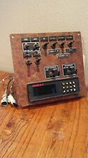 2002 Kenworth T600/T800/W900 (10 Switch) Instrument Cluster W/ Road Relay P-0603