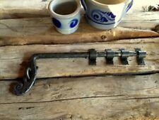 Antik - Schubriegel abschliessbar Torverschluss, Türriegel Antike Riegel Türen