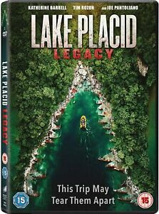 Lake Placid Legacy (DVD) Brand New and Sealed
